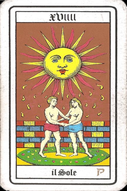 XVIIII - Il Sole