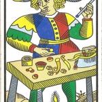 La carta della settimana: il Bagatto