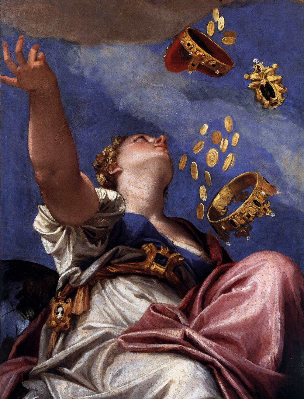 Veronese%2C_Paolo_-_Juno_Showering_Gifts_on_Venetia_%28detail%29_-_1554-56